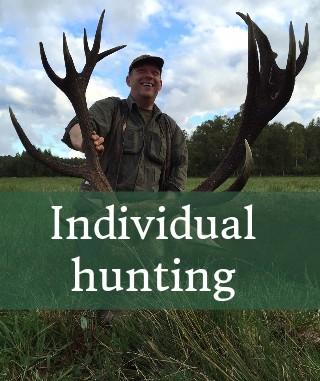 Polowania polowania indywidualne - cover3-EN
